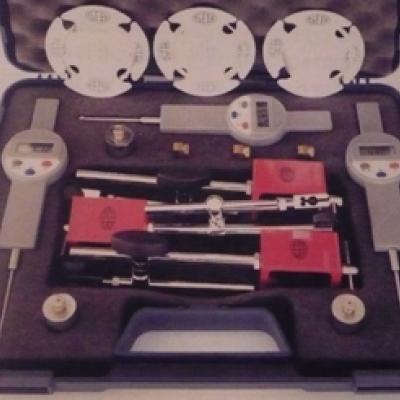 Flessimetro Centesimale Digitale